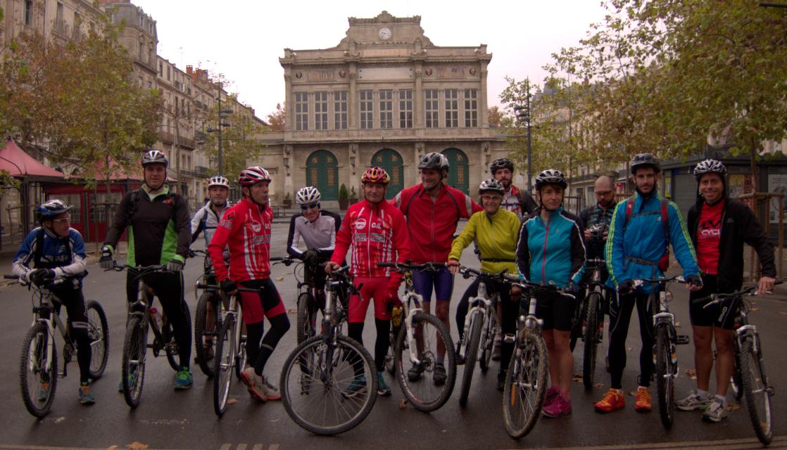 Reco du parcours L du Bike&Run