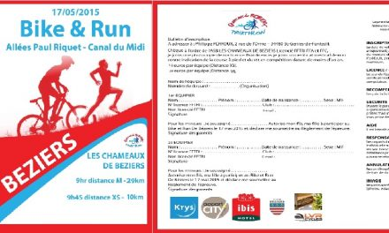 Bike and Run des Chameaux