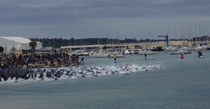 Triathlon International de Cannes