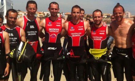 Triathlon de St Cyprien => D3 et OPEN