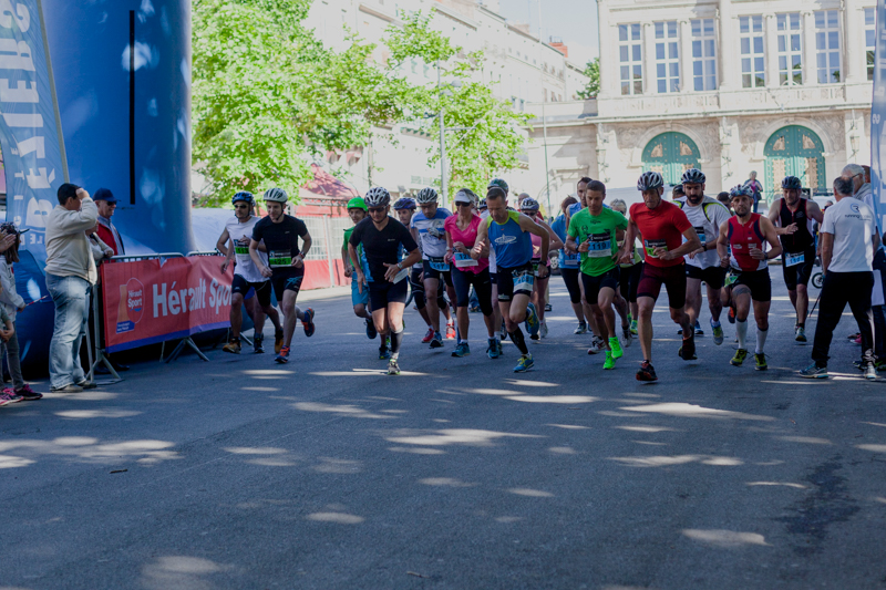 Bike and Run de Béziers