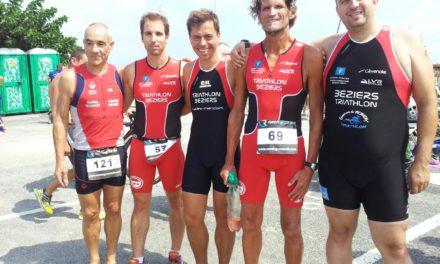 27eme Triathlon des Cabanes de Fleury