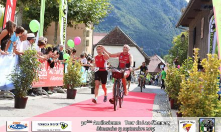 Bike and Run d'Annecy – L'Ancelivienne