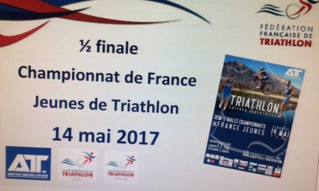 Demi Finale Jeune Albertville 2017