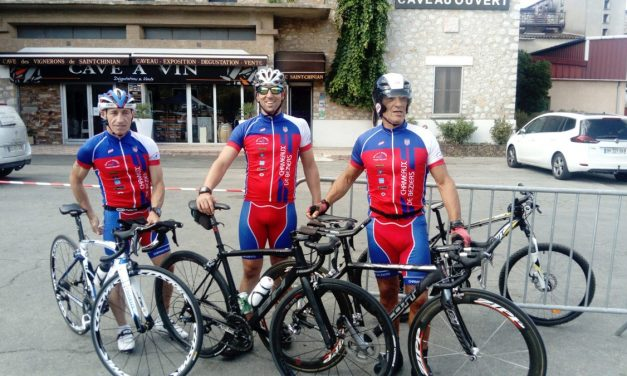 Championnat CLM Languedoc 2017 – Saint-Chinian