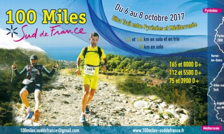 Ultratrail 100miles Sud de France