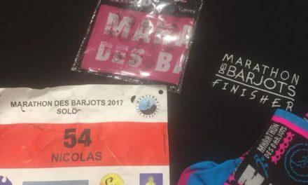 Marathon des Barjots 2017