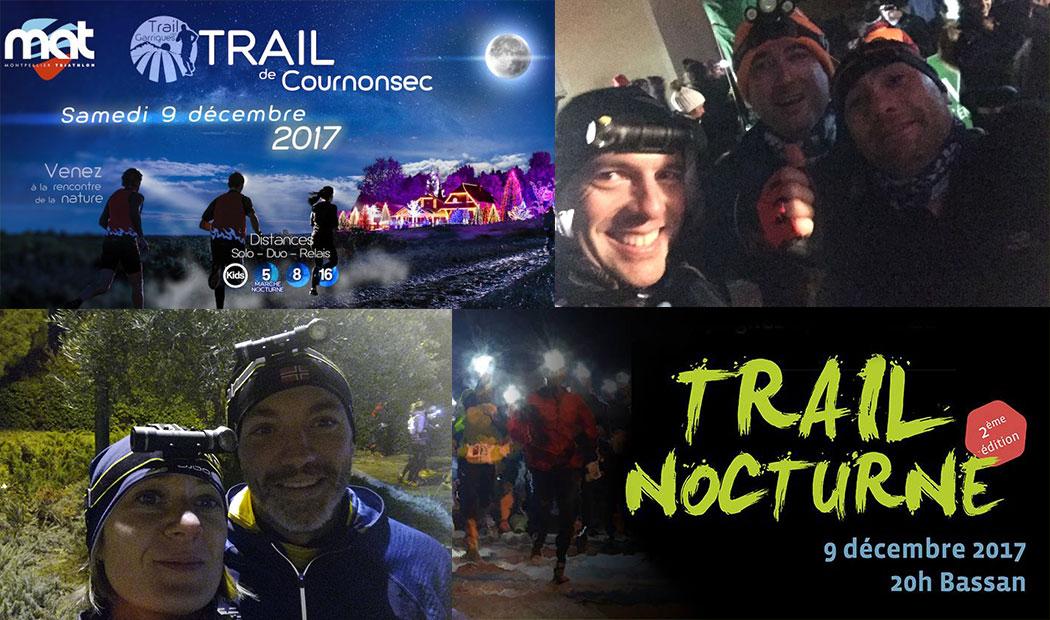 Trail Nocturne du week-end