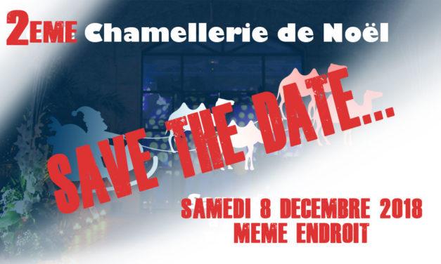2ème Chamellerie de Noël – Réservez la date