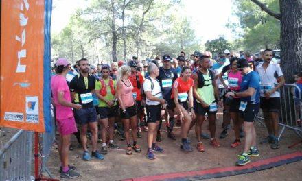 1er Trail de St-Christophe à Puisserguier
