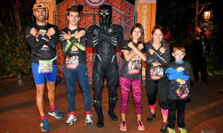Retour sur le week-end de la Run Disney à Paris