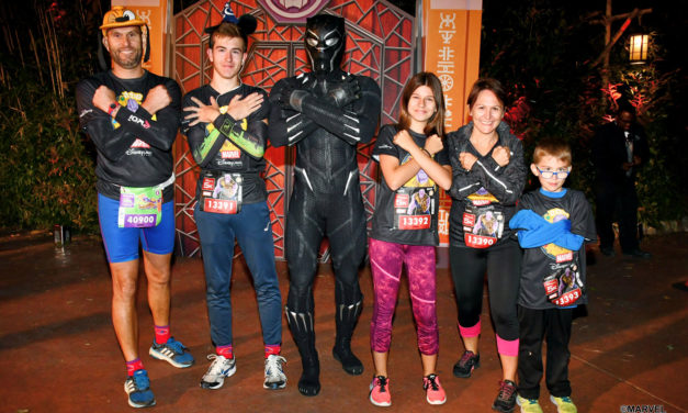 Retour sur le week-end de la Run Disney à Paris