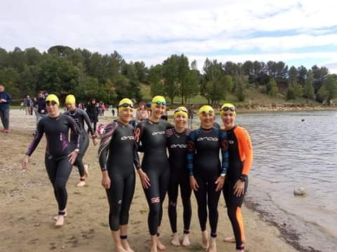 Triathlon Carcassonne Bis repetita suite….la D3
