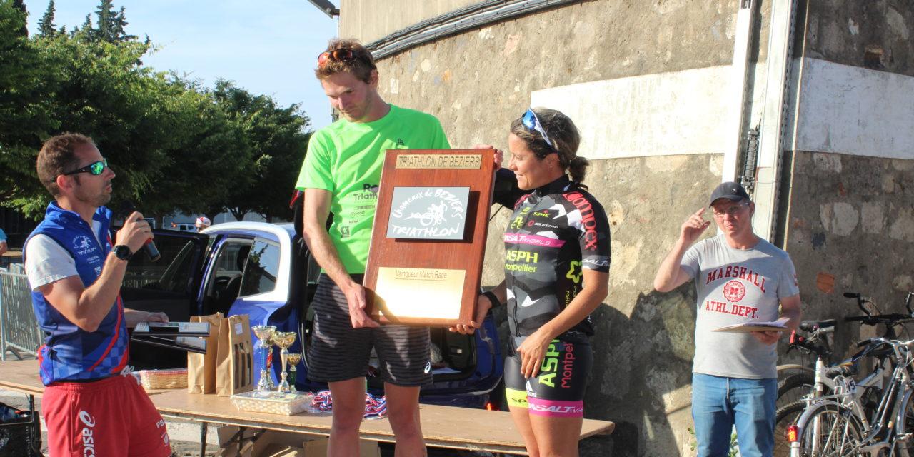 Triathlon de Béziers J+6