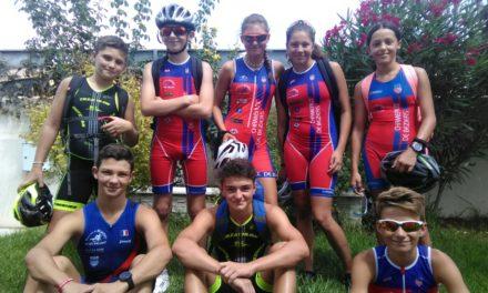 3ème stage » école de triathlon»