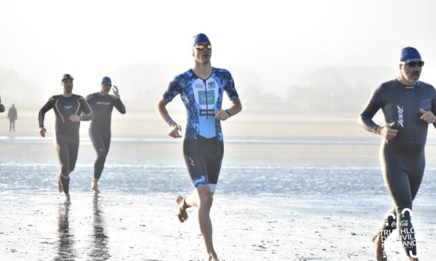 « Essayer chaque jour d'être la meilleure version de soi-même. » – Triathlon International Deauville Normandie